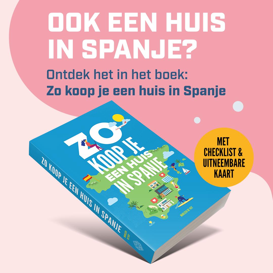 Boek: Zo koop je een huis in Spanje